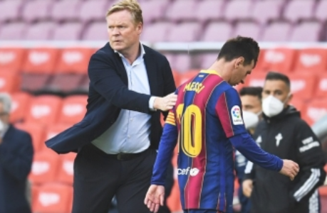 Koeman believes Barca will remain strong even without Messi in command of the game