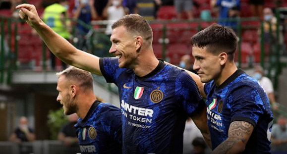 Inter Milan opened the nest to defeat Genoa 4-0